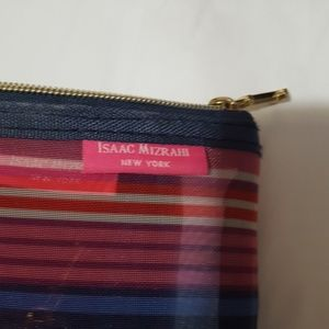 Isaac Mizrahi Bags - Colorful Mesh travel pouches REDUCED
